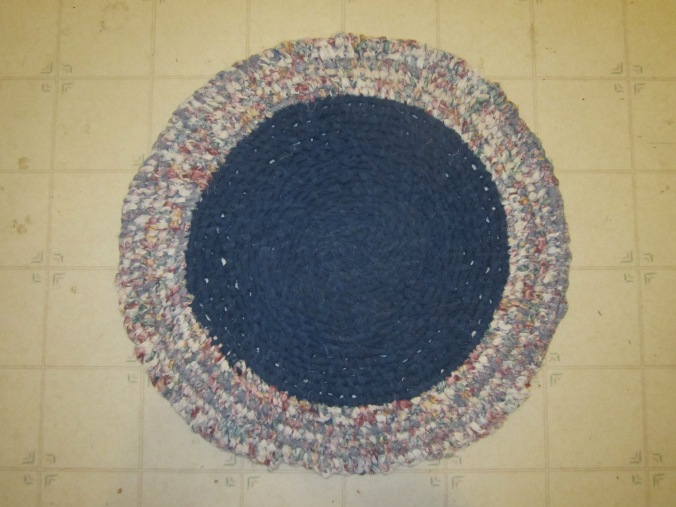 rub made from old sheets