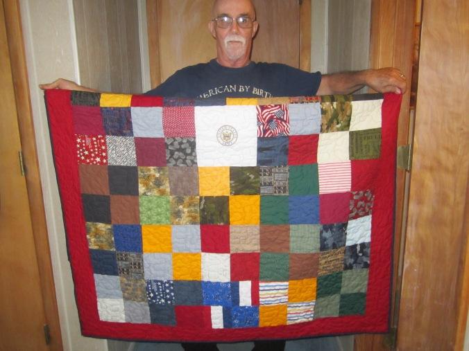 Ed's quilt